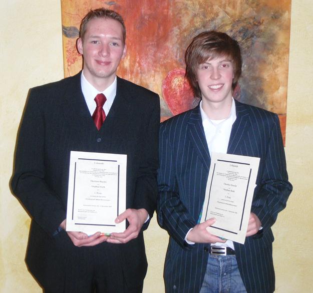 Röntgenpreis 2008
