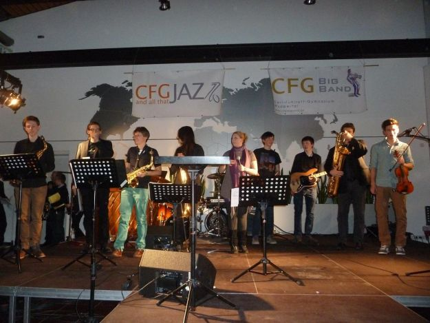 CFG And All That Jazz