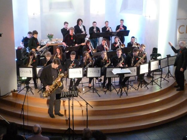 CFG Big Band in der City Kirche