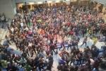 Flashmob im PZ