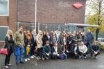 Unsere finnischen Gäste besuchen mit ihren Austauschpartnern Knipex
