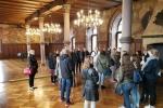 Besichtigung von Schloß Burg