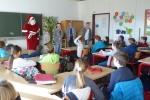 Der Nikolaus besuchte die 5. Klassen