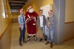 Der Nikolaus und seine Helfer