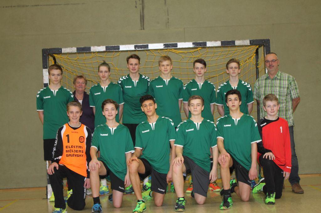 CFG Handballmannschaft C-Jugend