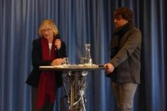 Gespräch zwischen Tim Schiller und Anne Linsel