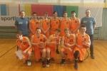 Die CFG Vize-Landesmeister im Basketball