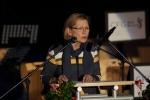 Grußwort aus dem Schulministerium durch die Leitende Ministerialrätin Antonia Dicken-Begrich, Foto: hw