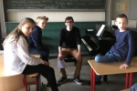 Jazz Workshop Klavier