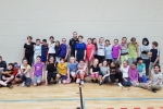 Handballstunde mit dem Profi