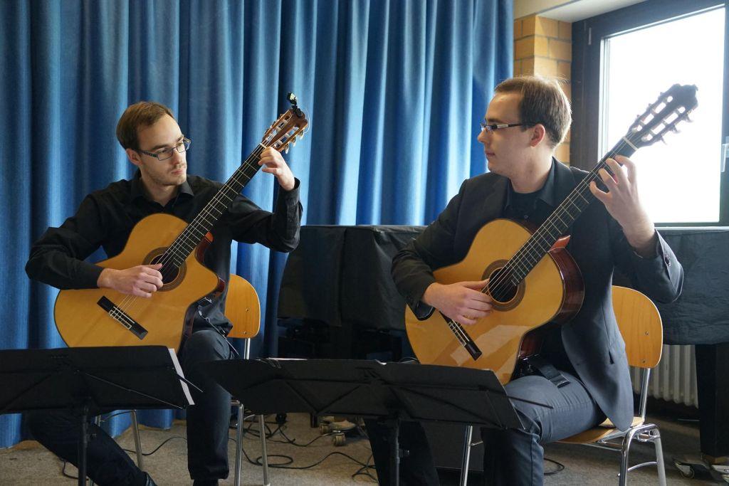 Musik Joel und Leon Hohmann