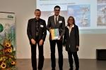 Tobias Gerbracht gewinnt den Bundesumweltwettbewerb