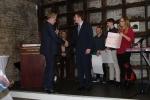 Marvin Nölle erhält den Preis Cronenberger Unternehmer 2018