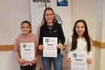 Siegerehrung Regionalwettbewerb 2