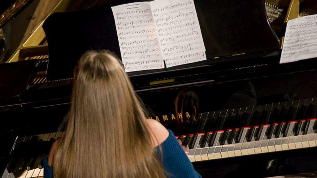Klavieretüden