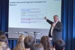 MdB Jürgen Hardt sprach über aktuelle europäische Themen.
