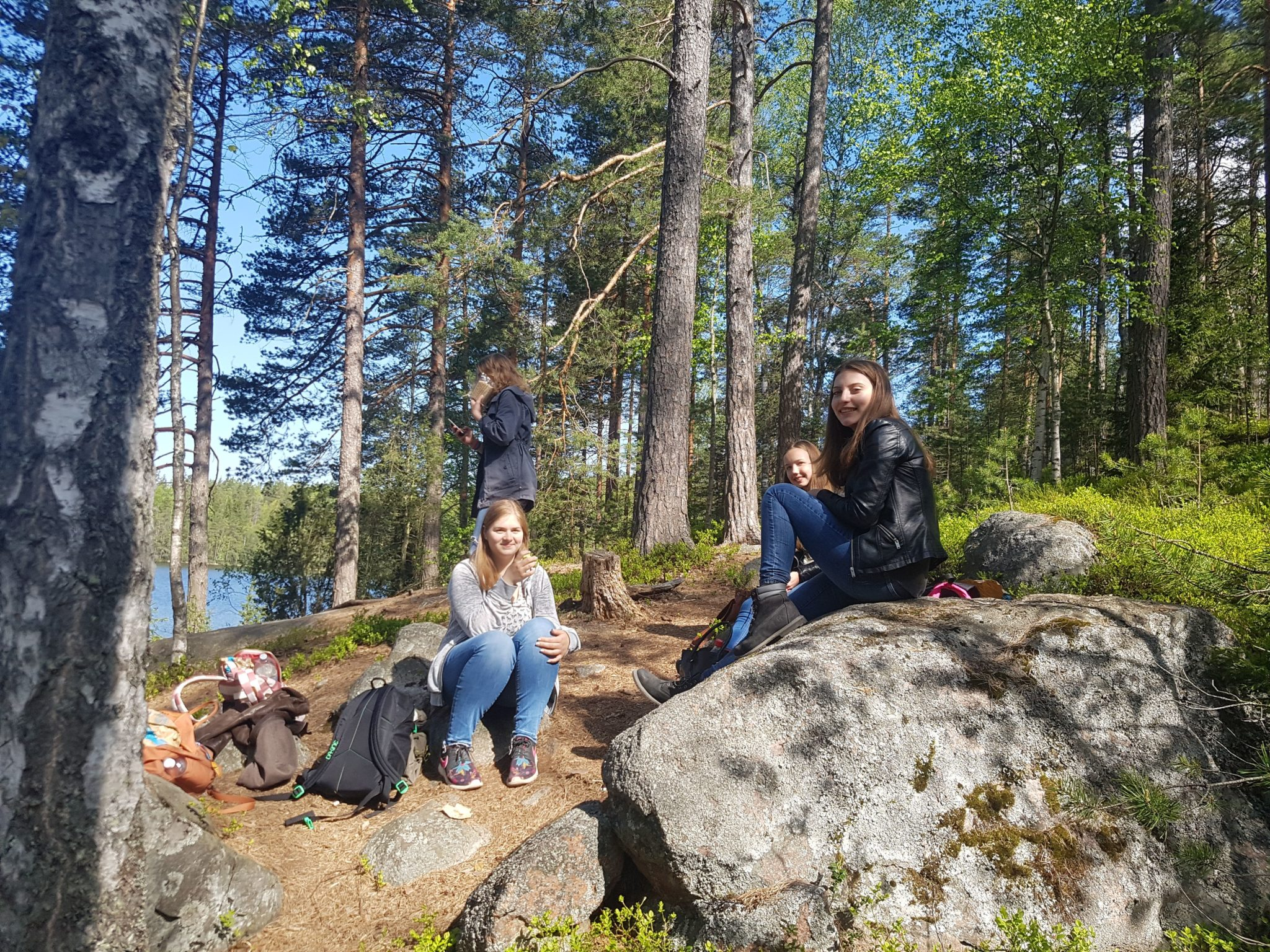 Helsinki-Auch_Wanderer_brauchen_Pause